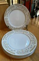 "Signature CORONET 10 1/4"" Dinner Plates Set of 4  NEAR MINT!!"