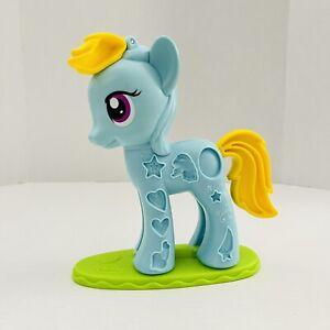 "My Little Pony Rainbow Dash 7.5"" Play Doh Style Salon Hasbro 2014 MLP"
