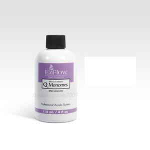 EzFlow Q Monomer Acrylic Nail Liquid 4oz