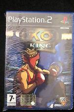 PS2 : K.O. KING - Nuovo, risigillato ! Da Phoenix Games ! Lotta per il titolo !