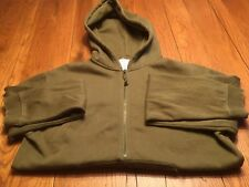 URBAN OUTFITTERS Amadeo Destroyed Full Zip Sweatshirt Hoodie Size M