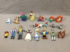 Lot 19 Disney McDonalds Toys, Burger King, Plus Other Toys, 1980's & 90's