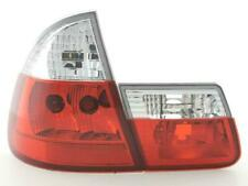 BMW E46 3 SERIES ESTATE TOURING 2/1998-2/2005 CRYSTAL CLEAR REAR TAIL LIGHTS