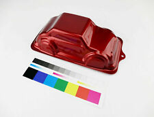 Vernice a Polvere Powder Coating Paint ROSSO CANDY LUCIDO TRASPARENTE