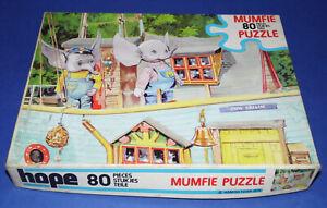 MUMFIE * Vintage 1975 Jigsaw Puzzle * 80 Pieces * Hope * Complete *