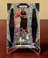 2017 Panini Prizm Bam Adebayo Rookie Fast Break Prizm RC #51 Miami Heat