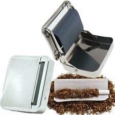 Zig Zag TIN Automatic Cigarette Tobacco Rolling Machine Box -
