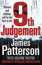 James Patterson ___ 9th Judgement___BRANDNEU_ B Format __ PORTOFREI UK