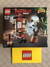 Lego 70606 Ninjago Movie Spinjitzu Training Kai & Kane Minifigures Brand New Box