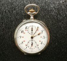 Reloj Bolsillo, Cronografo de rueda de pilares Valjoux 5 (Family-generation)