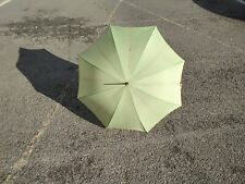 Vintage Antique Paragon S Fox walking length umbrella with gold cuff
