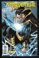Forever Evil 5 & Justice League of America 7.3 7.4 (Lot of 3) Variant Black Adam