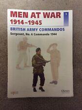DelPrado Men at War - 1 BRITISH ARMY COMMANDOS