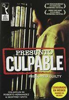 New Presunto Culpable Presumed Guilty DVD * in Spanish with Subtitles in English