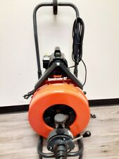 General Speedrooter 92 Sewer Cleaning Machine 12/B3006F