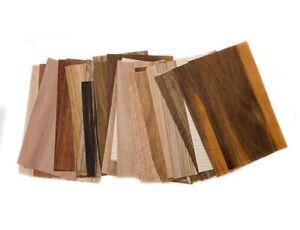 Marquetry Mix 0.75Kg Wood Veneer
