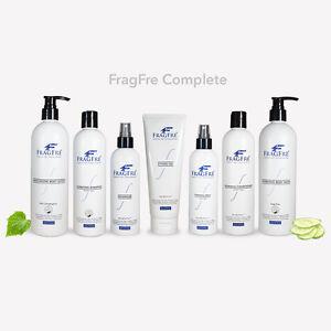 FRAGFRE Complete Skin Care Set for Sensitive Skin - Fragrance Free Hypoallergeni