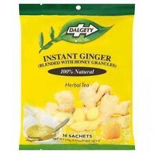 Dalgety Inst. Ginger Herbal Tea Bag 270g(30 Sachets)-Blended with Honey Granules