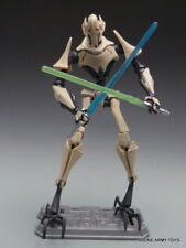 STAR WARS General Grievous CW10 THE CLONE COLLECTION TCW SOTDS LOOSE