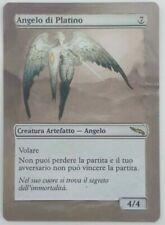 MTG Altered Platinum Angel