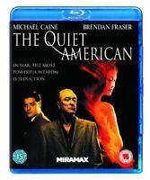 The Quiet American [Blu-ray] [DVD][Region 2]