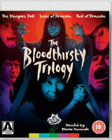 The Bloodthirsty Trilogy DVD (2018) Kayo Matsuo, Yamamoto (DIR) cert 18 2 discs