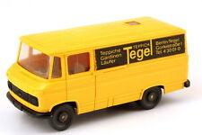 1:87 Mercedes-Benz L406 Bac Tapis Tegel, Berlin - Wiking 277