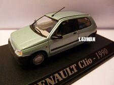 Voiture 1/43 M6 Universal Hobbies / norev  RENAULT Clio I 1990 3 portes