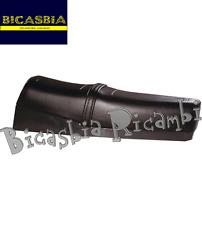 6445 - 0090 SELLA SELLONE NERO GONNELLINO VESPA PK 50 125 XL - RUSH BICASBIA