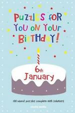 Puzzles for You on Your Birthday - 6th January by Clarity Media (2014,...