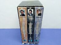 Highlander Series Movies Box Set 3 VHS- Counterfeit, Unholy Alliance, & Finale