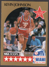 US. 1990-91 Hoops #19. Kevin Johnson. AS SP