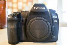Canon EOS 5D Mark II DSLR Camera Body, 106k shutter count w/ battery & charger