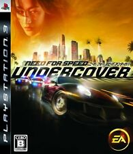 (Used) PS3 Need for Speed Undercover  [Import Japan]((Free Shipping))