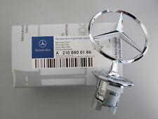 Original Mercedes-Benz Stern W124 W203 W208 W210 W211 Motorhaube A2108800186 NEU