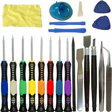 Mobile Phone Repair Tool Kit 20 in 1 Screwdriver Set For iPhone 4S 5 5S 6 7 iPad