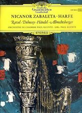 PAUL KUENTZ nicanor zabaleta harfe GERMAN DGG SLPM 139 304 EX+ LP