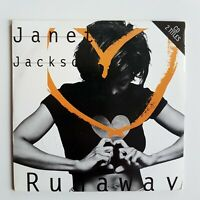 JANET JACKSON : RUNAWAY ♦ CD Single ♦