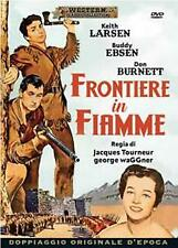 FRONTIERE IN FIAMME  DVD WESTERN