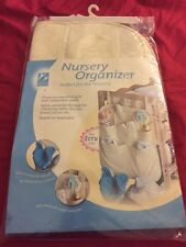 Basic Comfort Nursery Organizer New In Plastic