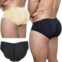 Men Sexy Butt Enhance Underwear Butt Lifter Padded Buttocks Panties Brief Shaper
