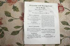 1848 Beilage Bauzeitung 15 /