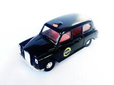 CORGI TOYS - Nr. 418 - Austin FX 4 London Cab / 1.Version / schwarz