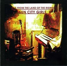 Sun City Girls - LIVE FROM THE LAND OF THE RISING SUN CD. New in shrinkwrap