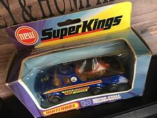 MATCHBOX Super Kings k 6d-2. Version Comme neuf Neuf dans sa boîte GOOD CONDITION from 1975
