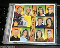 Second Pew on the Left * by Cross Examined (CD, Jan-2005, Church Mouse Music)