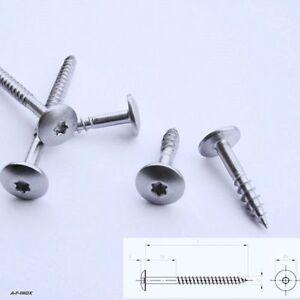 M3 Edelstahl Pan Flachkopf Selbstschneidenden Schrauben Sortiment Kit 200tlg