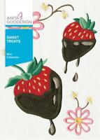 Sweet Treats Anita Goodesign Embroidery Machine Design CD