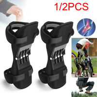 1/2x Knee Brace Powerful Booster Leg Joint Lift Support Pad Rebound Spring Force
