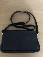 Kate Spade Cross Body Purse - Black Leather